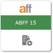 ABFF 15 / 10-pack